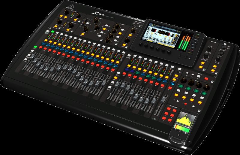 デジタルミキサー Behringer X32 放送機器 Com