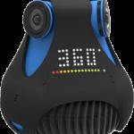 360°ビデオカメラ – GIROPTIC 360cam