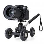 カメラドリー雲台 – サンワサプライ カメラドリー台車セット