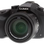 世界初4K動画記録可能レンズ一体型デジタルカメラ ― DMC-FZ1000