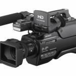 HXR-MC2000のマイナーチェンジモデル Sony 「HXR-MC2500」