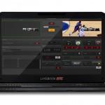 ポータブルスポーツコーダ AJT SYSTEMS 「LIVEBOOK GFX」