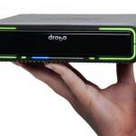 8TB HDD搭載可能のポータブルストレージ drobo 「Drobo Mini 8TBバンドル」