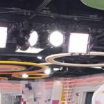 フジテレビ『めざましテレビ』スタジオ照明にETC 「Desire D60 Daylight」を導入