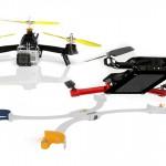 コンパクトな撮影ドローン3種 「Pocket Drone」「Anura」「Nixie」