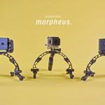 iPhoneもいけちゃう小型カメラスタビライザー CINEVATE 「Morpheus Stabilizer」