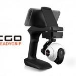 Yuneec Q500搭載のジンバルカメラ用グリップ CGO SteadyGrip プロモ動画