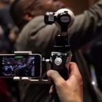 DJI、 Inspire 1の4Kカメラ&ジンバルシステム用ハンドヘルドマウントを発表