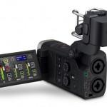 4トラック同時録音可能なビデオカメラ ZOOM Q8