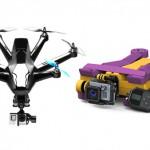 2つの自動追尾マルチコプター 「HEXO+」、「AirDog」 プロモ動画