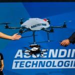 障害物を避けて進むIntelのドローン動画 Drones with Intel RealSense technology