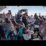 1000fpsの5秒間撮影で3分半のミュージックPV動画 siska – Unconditional Rebel