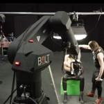"""ハイスピードシネボット """"Bolt"""" 撮影の舞台裏動画 Bolt Stiller Show Reel Behind the Scenes"""