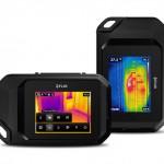 iOS/Android用サーマルカメラ FLIR ONE と小型サーマルカメラ FLIR C2