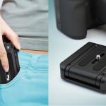 """カメラチルトヘッド edelkrone """"FlexTilt Head"""" と ポケットサイズスライダー """"PocketSLIDER"""""""