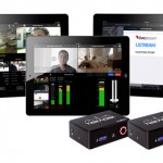 Teradek の小型ライブエンコーダー VidiU Mini とスイッチャーアプリ Live:Air