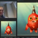 2次元キャラクターを簡単にアニメーション化 Adobe Character Animator