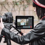 iPad Air をカメラ制御モニターにする Manfrotto Digital Director