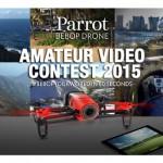 Parrot Bebop アマチュアビデオコンテスト #BebopYourWorld