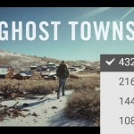 8KのYoutube動画『Ghost Towns in 8K』と、360度動画『予告犯360° – 真実を見抜けるか?』