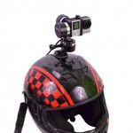 GoProマウント付き3軸スタビライザー KumbaCam 3-Axis GoPro Mount Stabilizer
