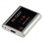 4K HDMI をWEBカメラにするコンバーター INOGENI 4K HDMI to USB 3.0 Converter