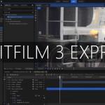 無料の編集/3D合成ソフトウェア HitFilm 3 Express