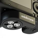 どんな雲台にも素早くカメラを着脱可能な edelkrone QuickReleaseONE