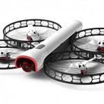 折りたたみ可能な4Kカメラ搭載ドローン Vantage Robotics Snap
