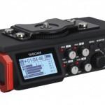 HDMIでカメラ同期可能なリニアPCMレコーダー/ミキサー TASCAM DR-701D