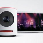 1つのカメラで、9つのマルチショット可能な4Kライブストリームカメラ Movi