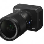 Eマウントレンズ交換式の超高感度な小型4Kビデオカメラ Sony UMC-S3C